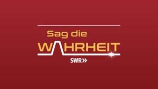 Logo: Sag die Wahrheit (Foto: SWR)