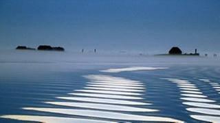 Insel im Wattenmeer - dunstverhangen (Foto: SWR, SWR/Telepool -)