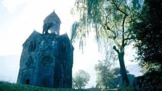 Weltwunder: Kloster in Haghpat (Foto: SWR, SWR/Telepool -)