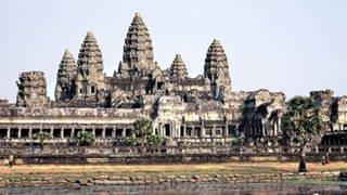 Tempelanlage Angkor Vat (Foto: SWR, SWR/Telepool -)