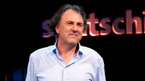 Stefan Waghubinger ist ein österreichischer Kabarettist, Cartoonist und Kinderbuchautor (Foto: SWR)
