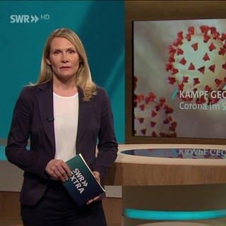 Moderatorin Daniela Schick (Foto: SWR)