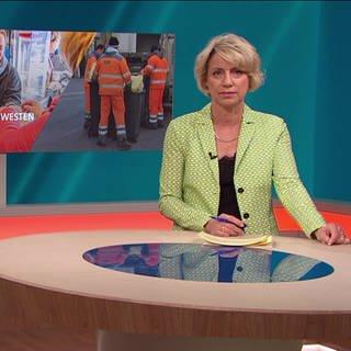 Moderatorin Birgitta Weber (Foto: SWR, Moderatorin Birgitta Weber)