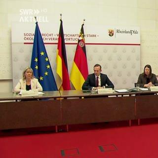 Pressekonferenz (Foto: SWR)