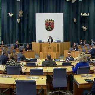 Landtag Rheinland-Pfalz (Foto: SWR)