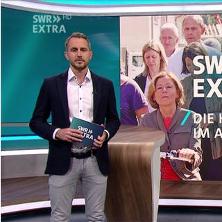 SWR extra: Die Kanzlerin im Ahrtal (Foto: SWR)