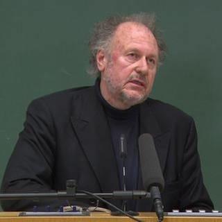 Prof. Dr. Jürgen Wertheimer (Foto: SWR, SWR -)