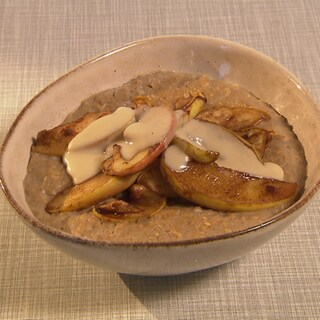 Apfel-Winter-Porridge (Foto: SWR)