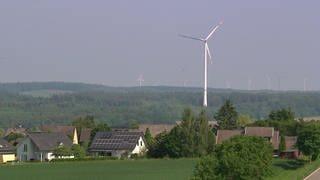 Windkraftanlagen (Foto: SWR)